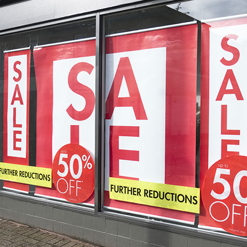 For Sale Large Banners for Business