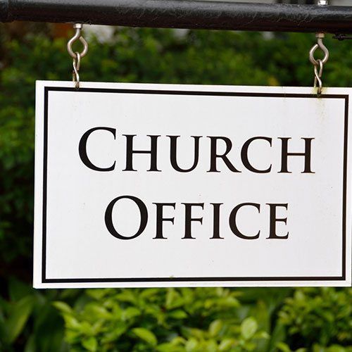 Custom Made Hanging Church Signs for Business in Santa Ana, CA